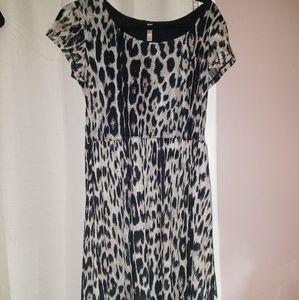 Xhilaration Dresses - Hi-Lo cheetah print dress